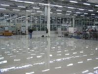 Antistatické průmyslové podlahy