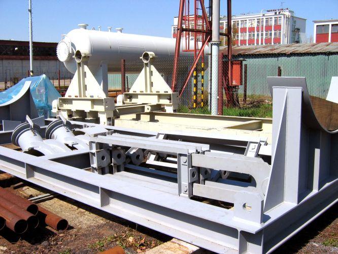 Ocelové konstrukce, výroba OK