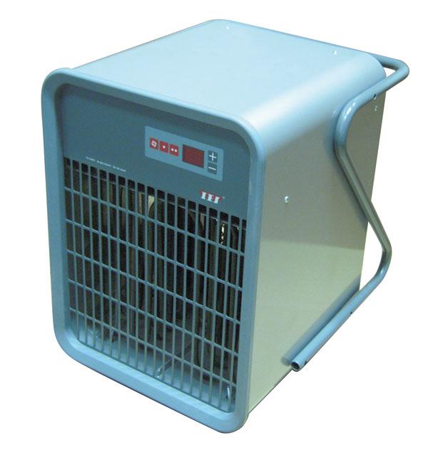 La gama IES Confort Industrial, ofrece al mercado un amplio abanico de soluciones para el calentamie...