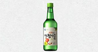 This fruit liquor goes down the throat smoothly with apple scent spread in the mouth can be drunk sw...