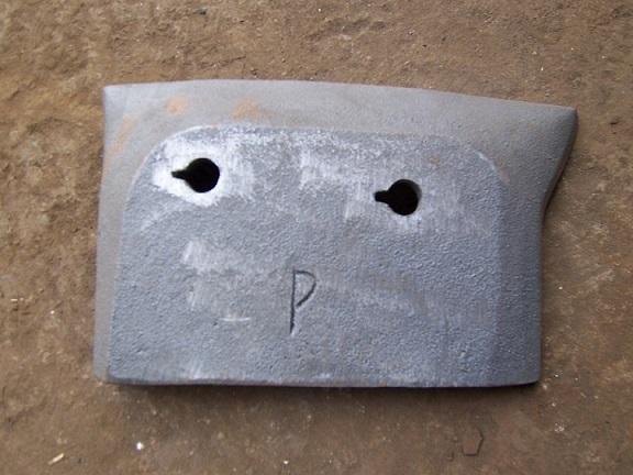 Náhradní díly pro obalovny a betonárny