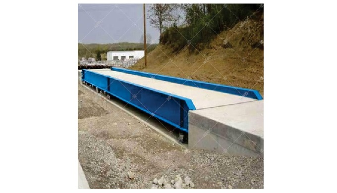 Material: Concrete Brand: Nipro Size: 18 x 3m Power Source: Electrical Taring Range: 100% Subtractiv...