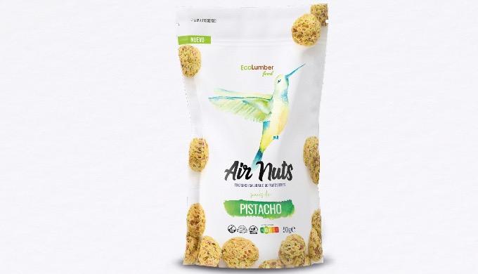 Air Nuts es un nuevo producto, rompedor sano y delicioso, un snacks elaborado con frutos secos y que...