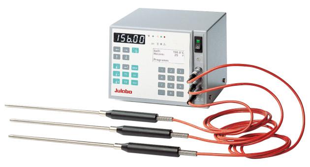 Die Temperatur-Laborregler der LC-Reihe erfüllen temperaturabhängige Meß-, Regel-, Sicherheits- und ...