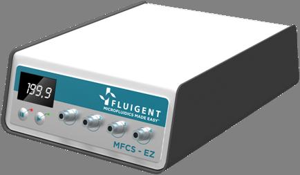 MFCS-EZ (Microfluidic Flow Control System)