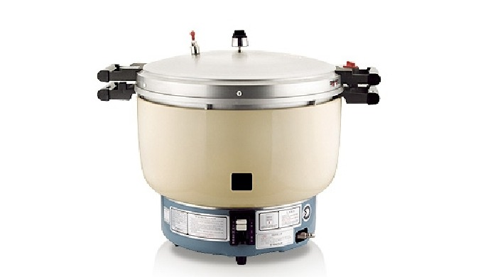 Gas Pressure Cooker