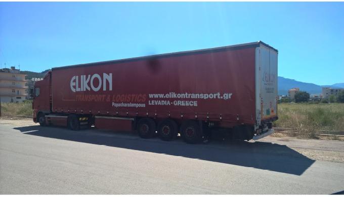 Forwarding agents, road transport