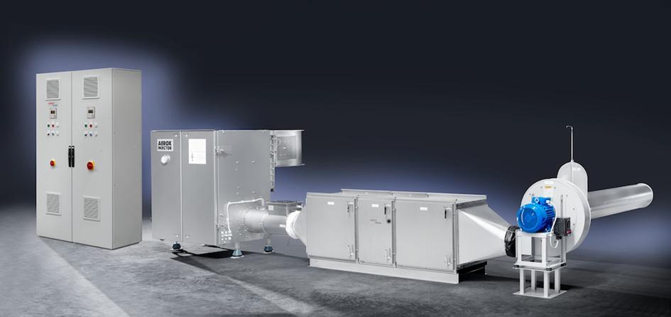 De Aerox®-Injector is een unieke, milieuvriendelijke injectietechnologie, gebaseerd op koud plasma (...