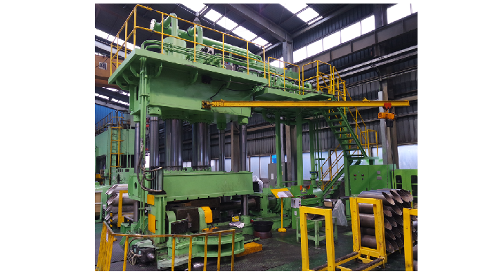 Horizontal Elbow Cold Forming Press