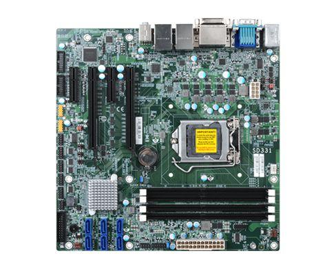 SD331-C236 | 6th/7th Gen Intel Core | micro-ATX | DFI