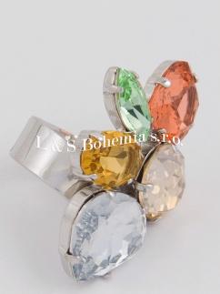 Prsteny L & S Bohemia je rodinná firma zabývající se výrobou bižuterních šperků. Jedná se výhradně o...