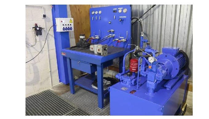 Asesoramiento en procesos de mantenimiento hidráulico y neumático.