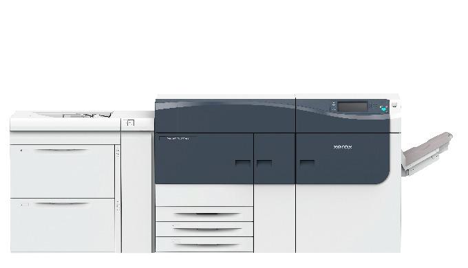 Una stampante versatile reinventata, con automazione intelligente superiore per un controllo della q...