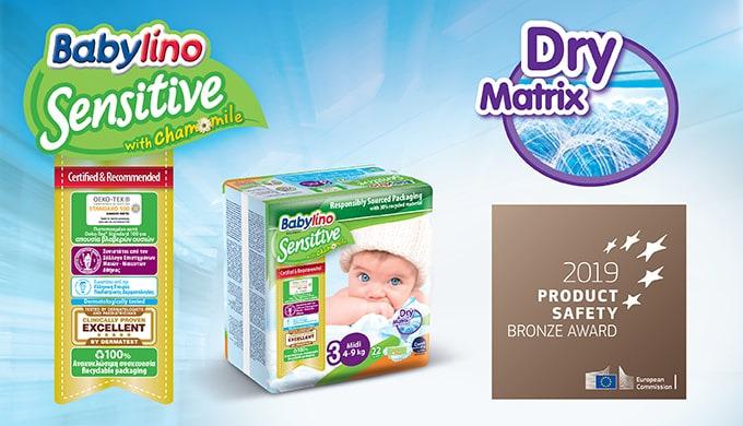 Babylino Sensitive Diapers
