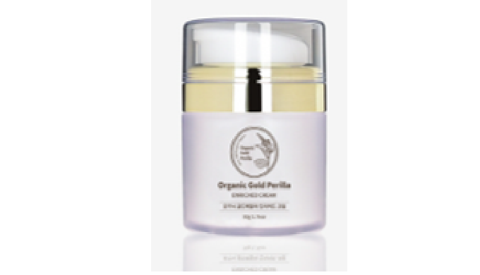ORGANIC GOLD PERILLA ENRICHED  CREAM
