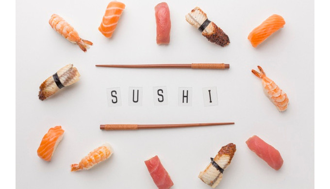 10 причин влюбиться в суши
