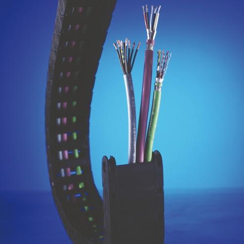 Flexible Kabel und Leitungen