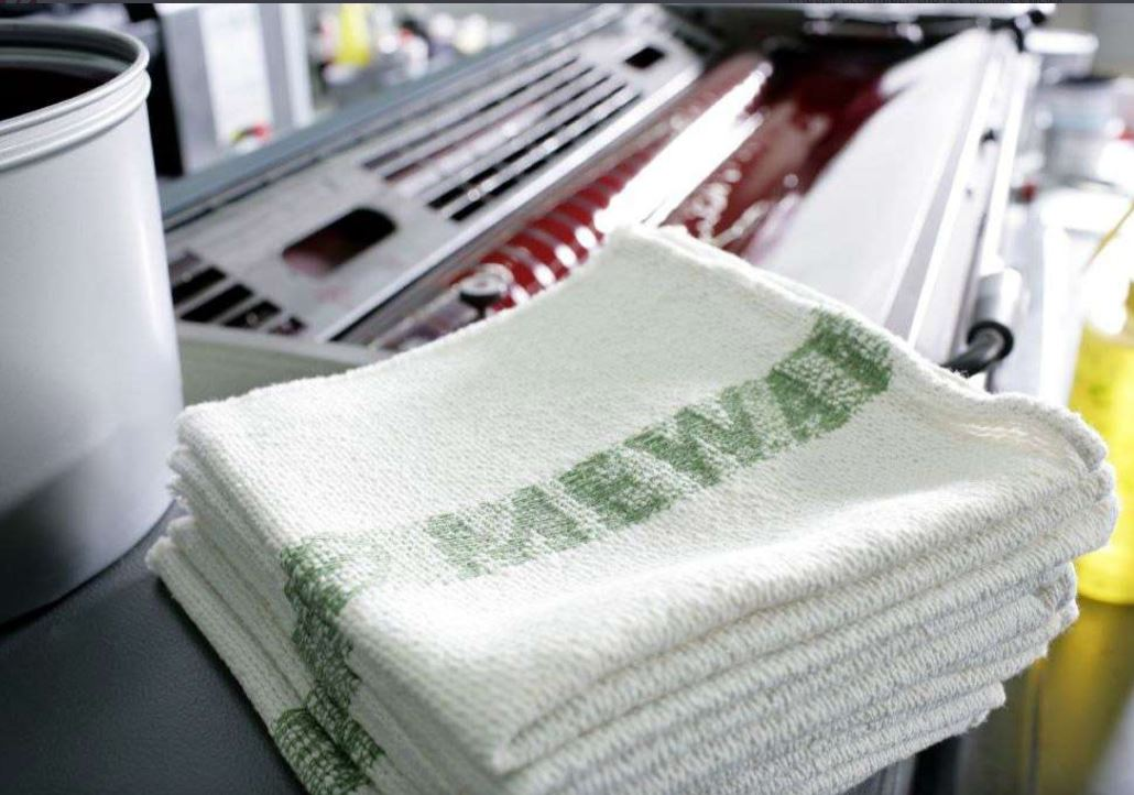 MEWA Textil-Management vous présente la lavette polyvalente qui élimine tous types de salissures pou...