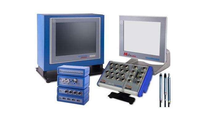 Componentes de Medida, Ordenadores y Control de Proceso Estadístico