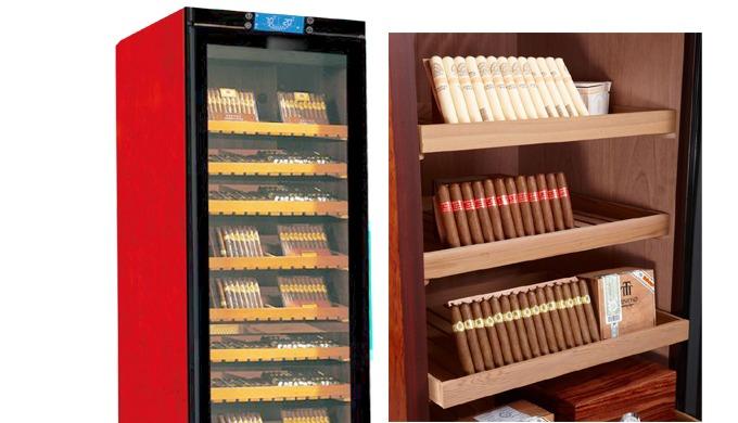 Cigar Cabinet Cooler