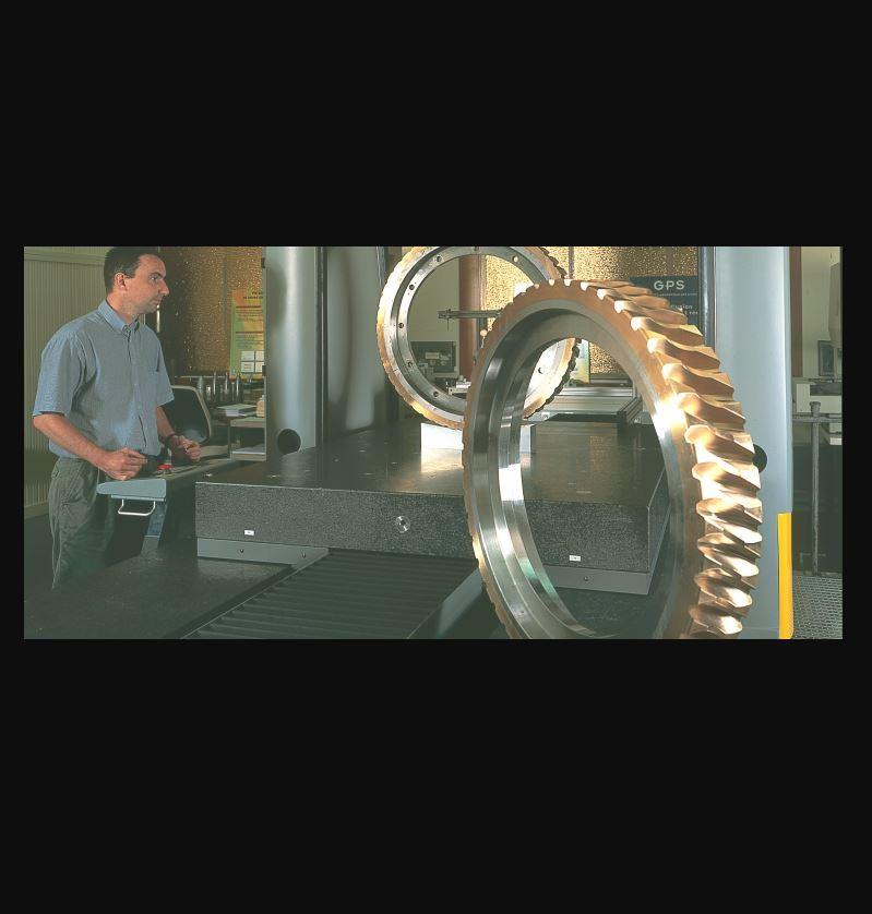 Métrologie sur machine tridimensionnelle (MMT)