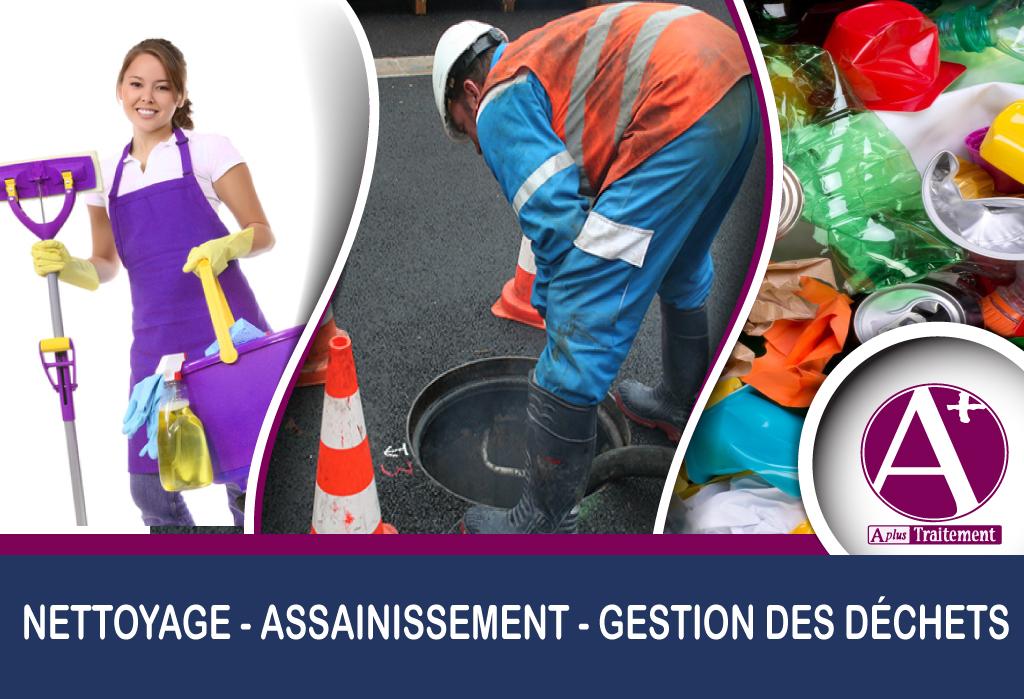 - Nettoyage industriel, de bureaux, immobilier, intérieur, extérieur, copropriété et travaux associé...