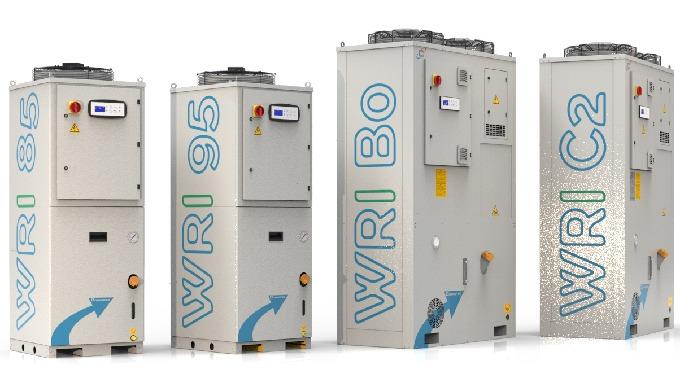 Refrigeratore di liquido con inverter
