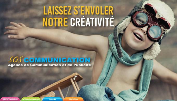 Agence de communication à service complet, journal mensuel de petites annonces et de publicité, conc...