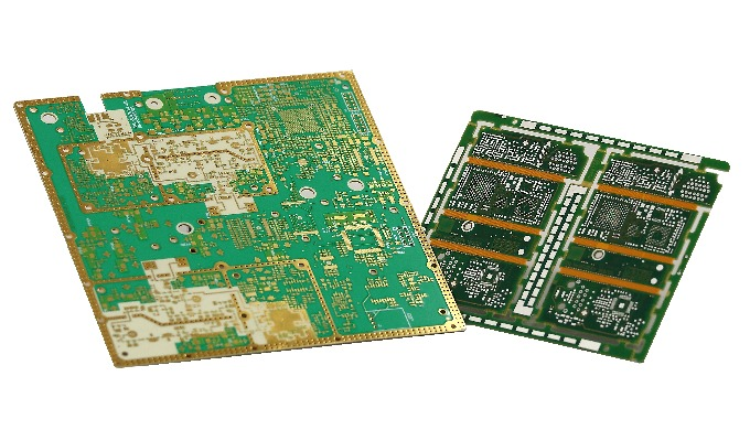 MIXED MATERIAL PCBS