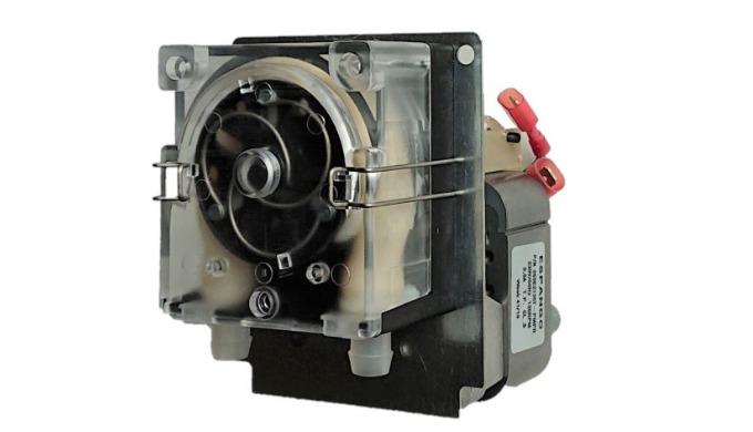 Peristaltické čerpadlo s napájením 230V.