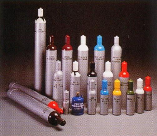Technické, speciální a medicinální plyny