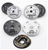 Backing plate for drum brake