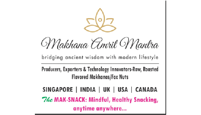 Makhana amrit mantra Pte. Ltd. Is a multinational firm, ISO 9001:2005/ 22000:2018/ HACCP Certified C...