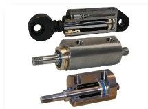 Vi konstruerar och tillverkar hydrauliska minicylindrar efter kundens önskemål, se nedanstående exem...