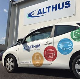 ALTHUS Syndic : solution sur-mesure pour le courrier des Syndics de gestion