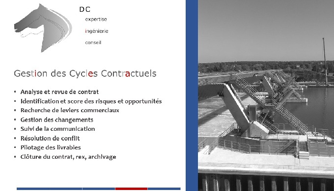CONTRACT MANAGEMENT : améliorer et sécuriser la gestion contractuelle des opérations revue de contra...