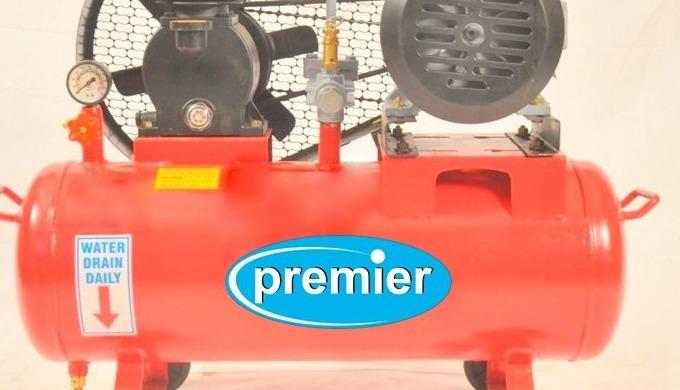 Wheel Mounted Compressor Base Mounted Compressor Compressor with Non-Standard Tanks CFM : 4 Hp : 1hp...