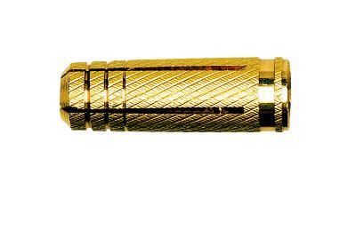 La gamme de cheville fisher MS est une cheville à expansion en laiton conçue pour recevoir un fileta...