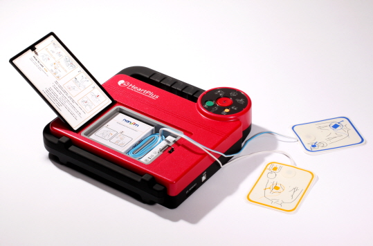 [Heart Plus] Automated External Defibrillator