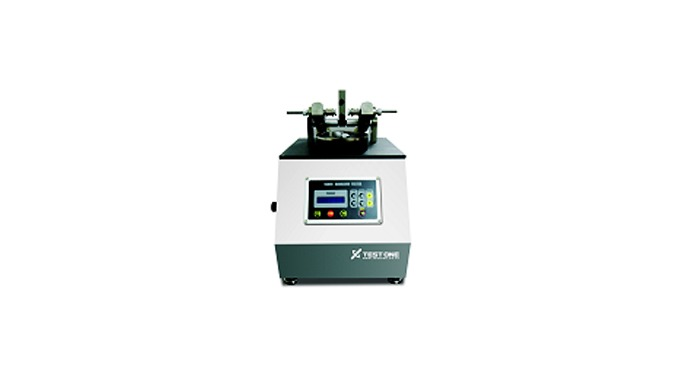 Testing for Paint / Pigment    Taber Abrasion Tester