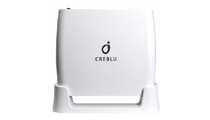 CREBLU | Compact Air Purifier