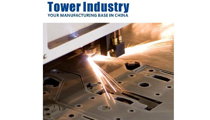 Personnalisée de métal en Feuille/CNC/Estampage/Assemblée ServiceTower est un groupe d'installations...