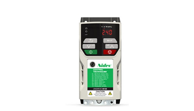 Control Techniques' AC drives provide world-class solutions to a wide range of applications and indu...