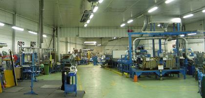 Atelier Production - Reconditionnement - Industrie