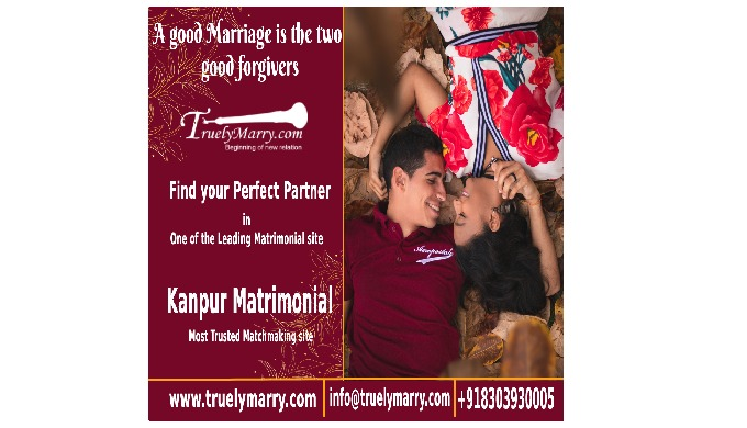 Kanpur Matrimonial is part of TruelyMarry is the best online marriage bureau in India, our personali...