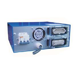 Racks de regulación temperatura para moldes con canal calienteCentralitas standartd desde 1 hasta 24...