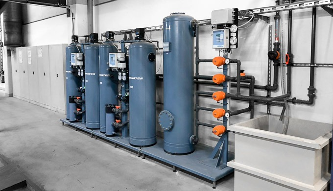 Silhorko-Eurowater, Demineralization Plants
