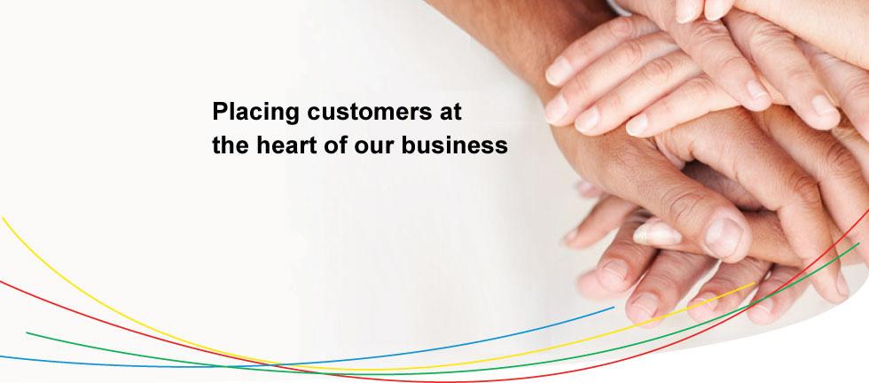 Die logische Ergänzung der Leistungen, die wir für Sie an POS & POI erbringen, stellt das Kundenbezi...