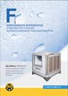 Climatizadores evaporativos de 5.500-15.000 m3/h - AD SMALL PREMIUM