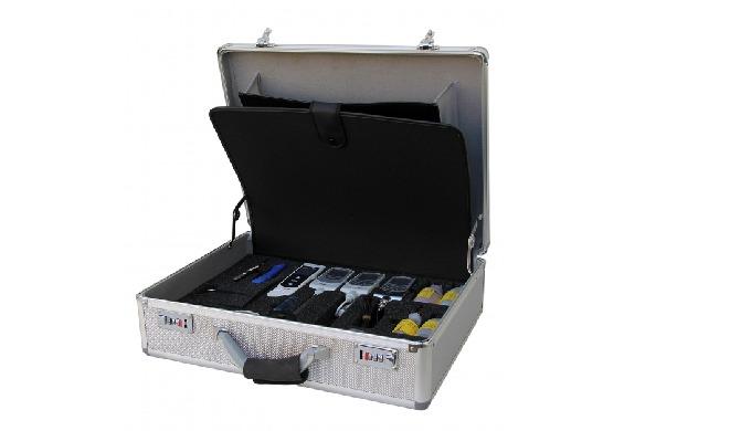 Image01: Mallette complète pour les inspections agroalimentaires Mallette complète pour les inspecti...